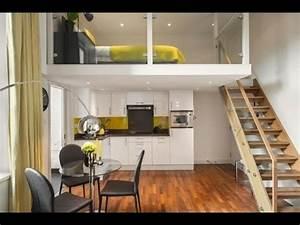 1 Zimmer Wohnung Einrichtung : 1 zimmer wohnung einrichten 1 zimmer wohnung gestalten design ideen youtube ~ Bigdaddyawards.com Haus und Dekorationen