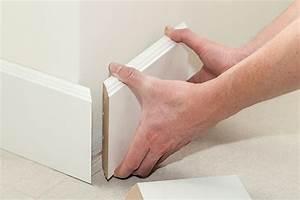 Plinthes En Bois : plinthes en bois comment les poser et les peindre d co ~ Nature-et-papiers.com Idées de Décoration