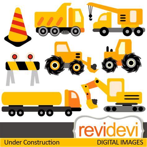 Construction Clip Construction Cliparts Construction Vehicle Digital