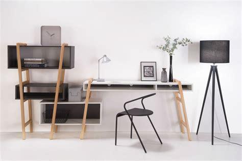 les de bureau design les étagères design modulables wood tang compo par miliboo