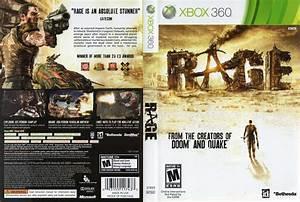 Rage Xbox360 W0519 Bem Vindoa Nossa Loja Virtual