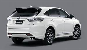 Toyota Harrier 2014 New Model in Japan Photos Gallery Wallpaperautocars