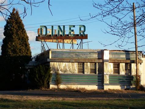 endangered  jersey diners diner diner restaurant