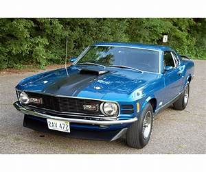Large Photo of '70 Ford Mustang Mach 1 - $67,500.00 Offered by a Private Seller - HVY1 | Ford ...