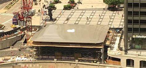 apples next flagship store to look like a macbook