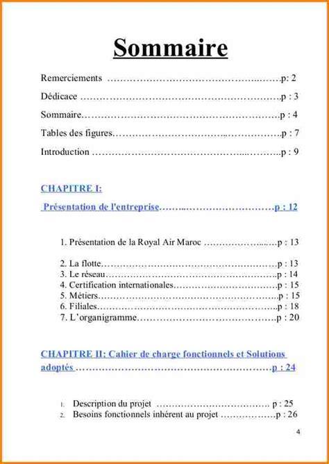 rapport de stage en cuisine exemple modele rapport de stage 3eme conclusion document