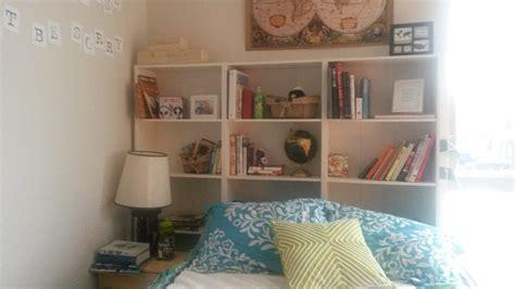 small living room decorating ideas my ikea hack a budget bookshelf headboard 1 2 3