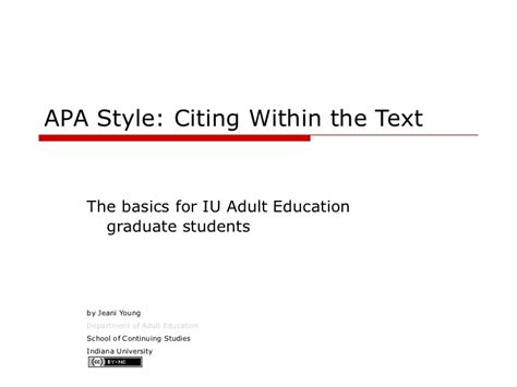 apa style citations for websites When citing sources that you find on the internet you only need to include a retrieval date if the information you viewed is likely to change over time (p 192) if you reference an article from a news source (eg, cnn, nbc, washington post) or a site that may experience continuous updates, you would then need to include a retrieval date.