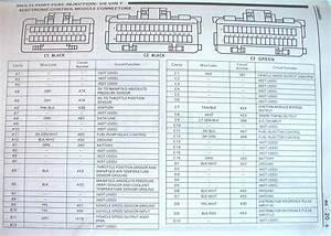 Sunfire Computer Pin Diagram