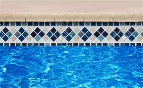 Fiberglass Pool Waterline Tile by Pool Tile Pool Coping Advanced Pool Coatings