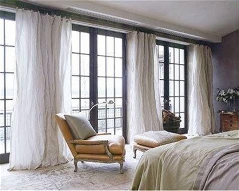 warm   french doors  curtains curtain trackscom
