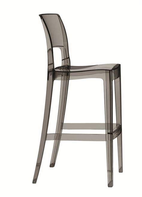 Sgabello In Plastica by Sgabello Moderno In Plastica Per Bar O Per La Casa Idfdesign