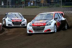 Rallycross France 2018 : peugeot and loeb confirm increased involvement in world rx for 2018 the checkered flag ~ Maxctalentgroup.com Avis de Voitures