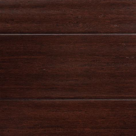 home decorators collection scraped strand woven walnut 3 8 in x 4 92 in x 72 83 in