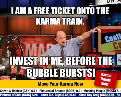 Karma Memes - karma train meme memes