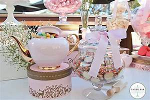 How to create a vintage candy buffet - Party Styling