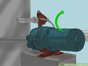 How To Replace A Well Pump  With Pictures