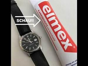 Kratzer Aus Glasscheibe Entfernen : rolex datejust kratzer aus glas entfernen youtube ~ Watch28wear.com Haus und Dekorationen