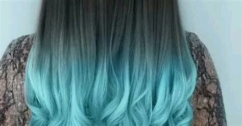 Grey To Turquoise Hair Moxies Hair Color Styles Tips