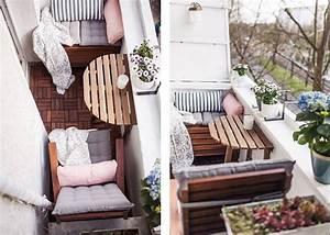 Kleinen Balkon Gestalten Günstig : so k nnen sie ihren balkon gestalten und ihn in einen ~ Michelbontemps.com Haus und Dekorationen