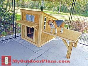 DIY Dog House Free Outdoor Plans - DIY Shed, Wooden