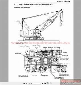 Kobelco Crawler Crane Cke600