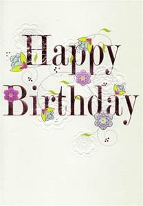discount gift card pretty happy birthday greeting card cards kates