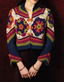 Women Crochet Sweater Patterns