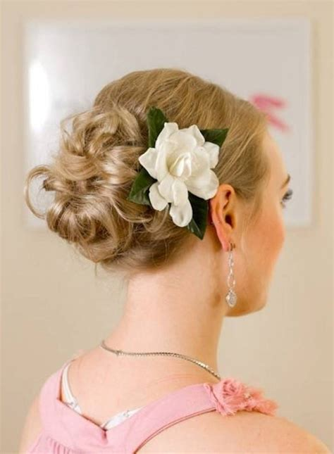 Bridesmaid Hairstyles For Hair by Bridesmaid Hairstyles Beautiful Hairstyles