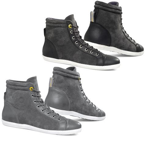 mens casual motorcycle boots revit turini casual motorcycle mens cafe fashion scooter
