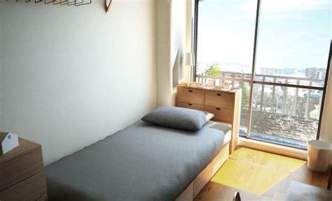 ひとり暮らしレイアウト 2(studio Apartment 2