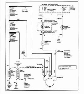 Buick Rendezvous Dash Wiring Diagram