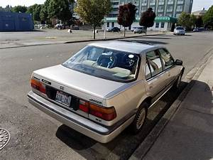 Wa 1987 Honda Accord Lxi - Honda-tech
