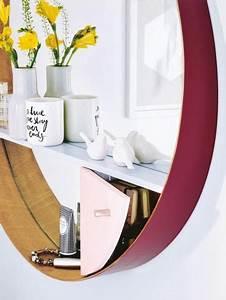 Schminktisch Hocker Ikea : spiegel upcycling ikea modell versch nern diy ikea ~ A.2002-acura-tl-radio.info Haus und Dekorationen