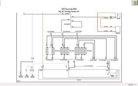 kenworth t800 ac wiring diagram repair manual