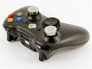 Xbox 360 Black 70  Mode Rapid Fire Controller Bullet Thumb