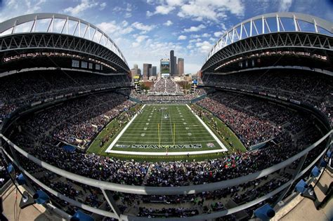centurylink field seattle seahawks football stadium extra