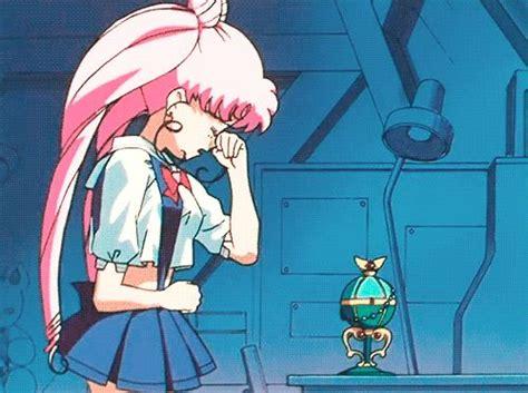rini crying sailor chibi moon sailor moon wallpaper