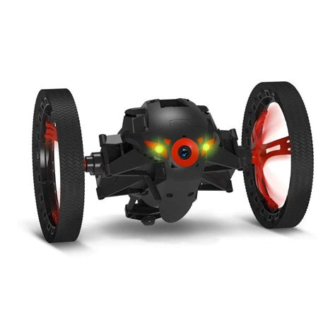 parrot minidrone jumping sumo noir drone parrot sur ldlccom museericorde