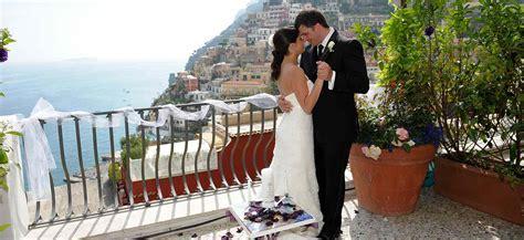 Wedding In Positano Villa Beach And Church Weddings In