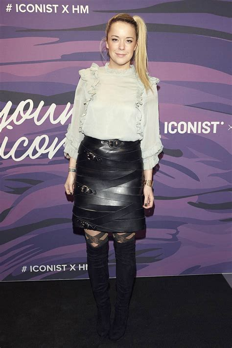 marina hoermanseder attends  young icons award