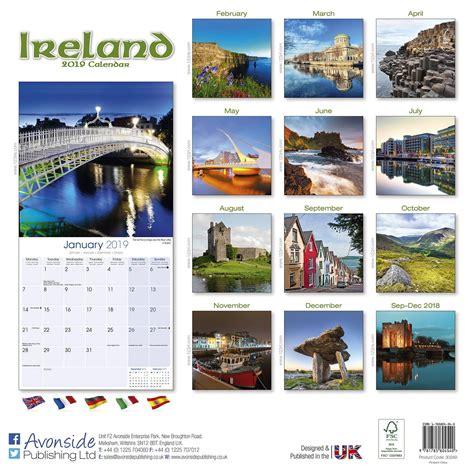 ireland calendar pet prints