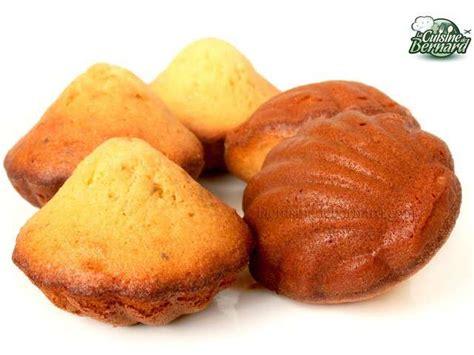 la cuisine de bernard madeleine recettes de madeleines et miel