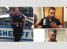 Cuffs at the ready Hot cop arrests Instagram with his