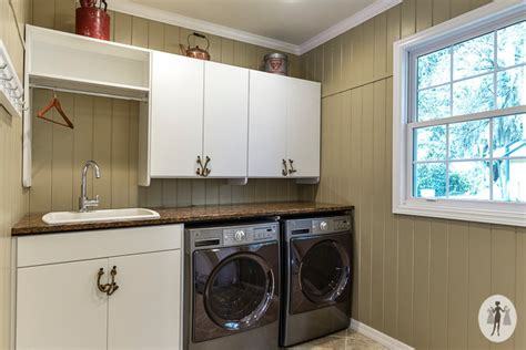 vanroy master closet eclectic laundry room other
