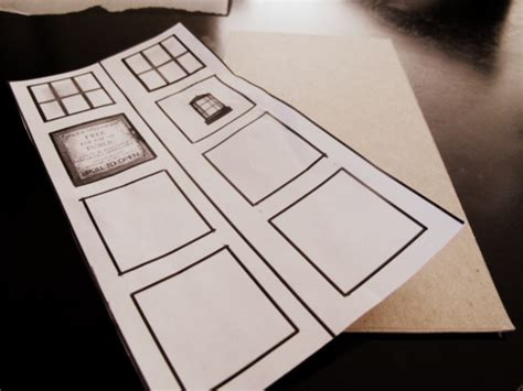 Tardis Template For Cake by 301 Moved Permanently