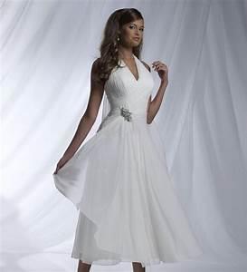 2015 summer sexy halter beach wedding dresses chiffon neck With short backless wedding dress