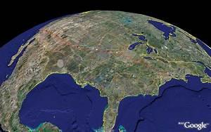 Follow Alex Roy U0026 39 S Journey Using Customized Google Earth Maps