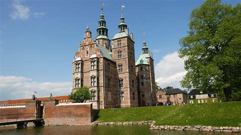Rosenborg Castle And Gardens Copenhagen Denmark 4k Youtube