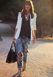15 stylish ways to wear boyfriend in the cool summer